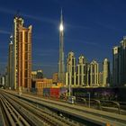 Business bay-Burj Khalifa, Dubai