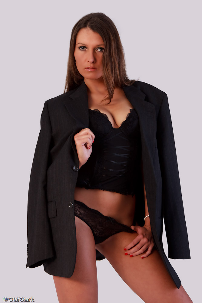 Business in black
