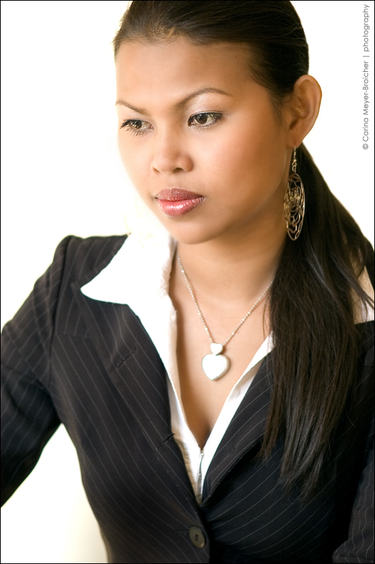 [business tiger] Foto & Bild   portrait, portrait frauen