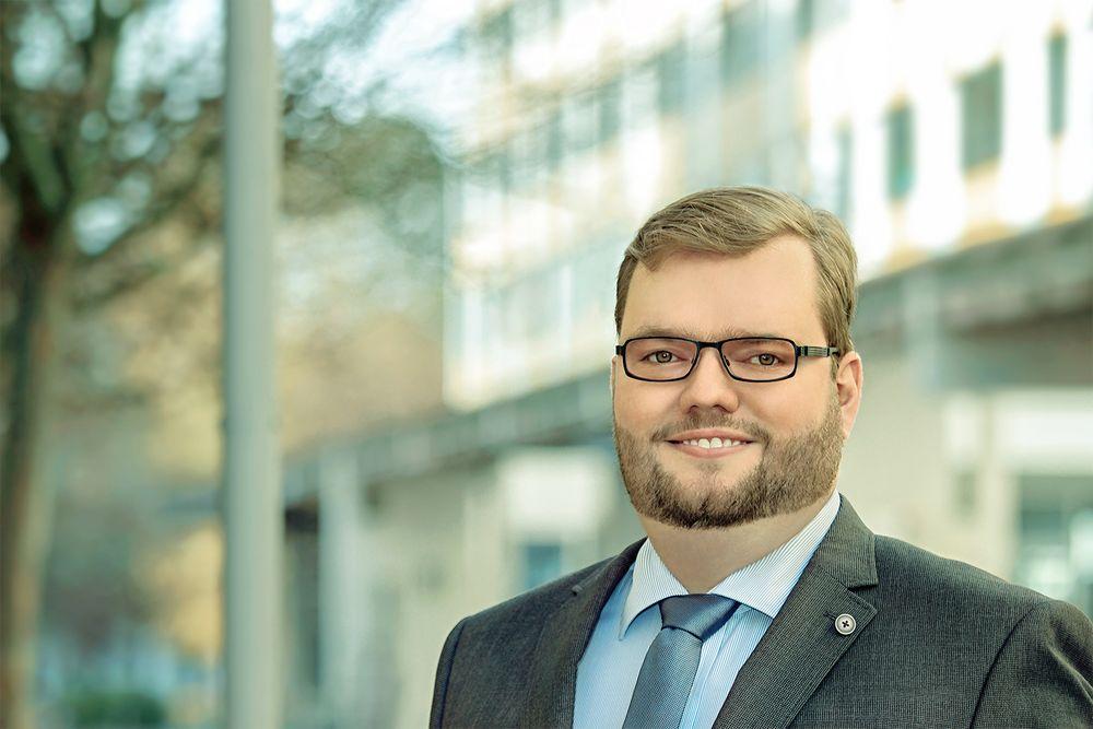 BusinessPortrait #1 - René