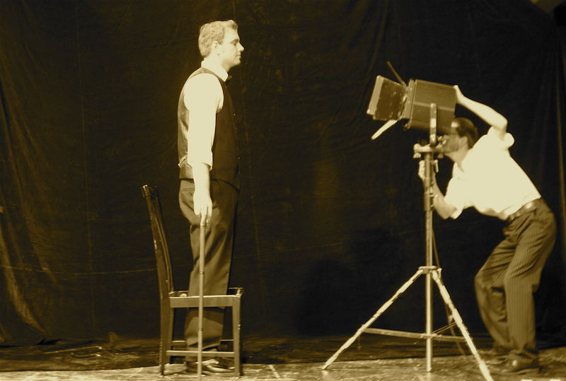 Buster Keaton´s Holy Wood
