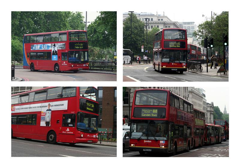Bustour durch London