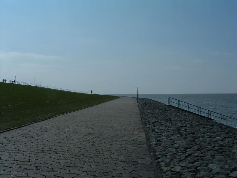 Busum Promenade