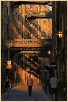 Butlers Wharf near Tower bridge