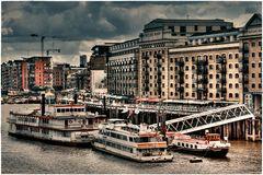 Buttlers Wharf Pier