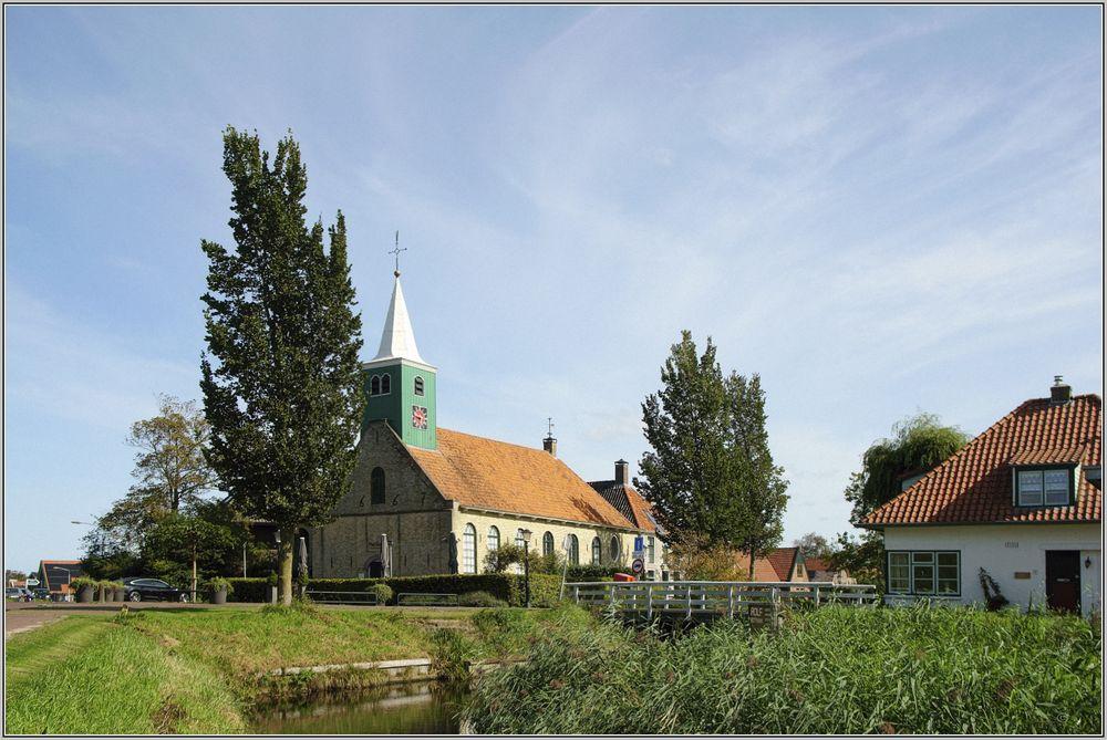 Buurtjeskerk Andijk-West