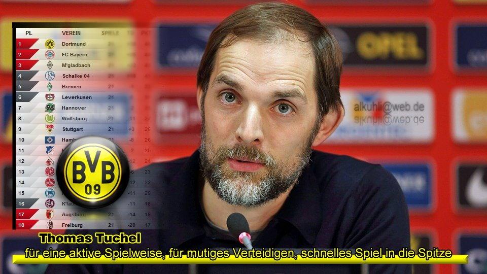 BVB-Trainer Tuchel