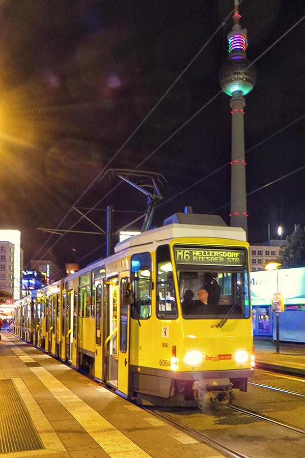 BVG Tatra KT4D