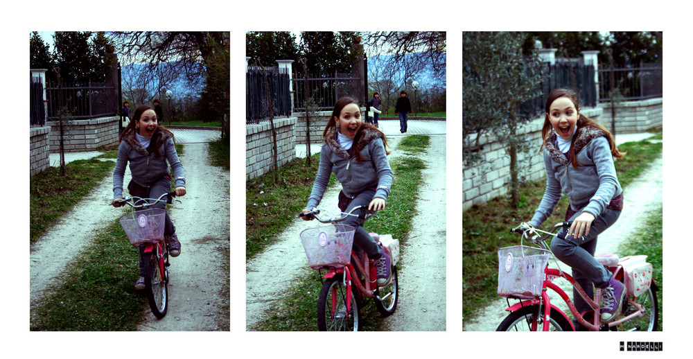 BYCICLE...