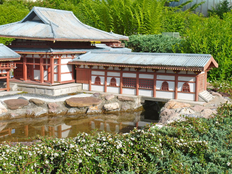 Byodo-in-Tempel, Uji, Japan - Minimundus