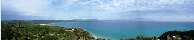 Byron-Bay Panorama