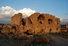 Byzantinisches Krankenhaus in Side