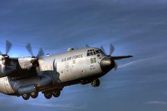 C-130 aus Ramstein