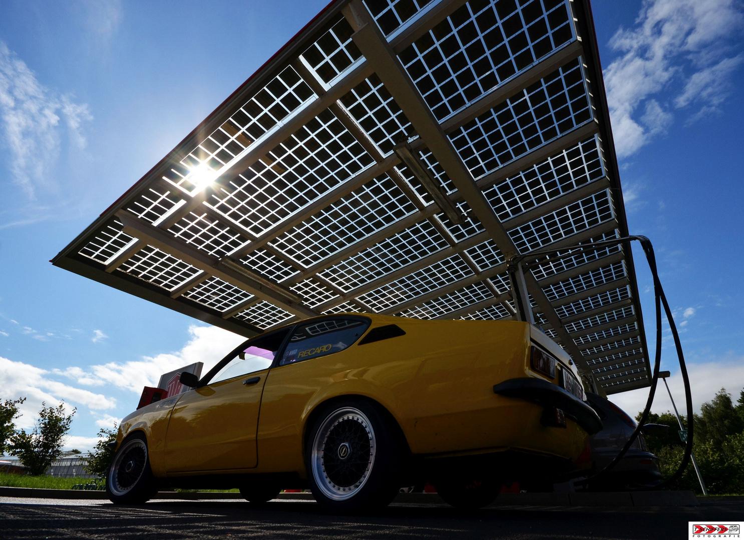 C-Coupé goes Solarenergie