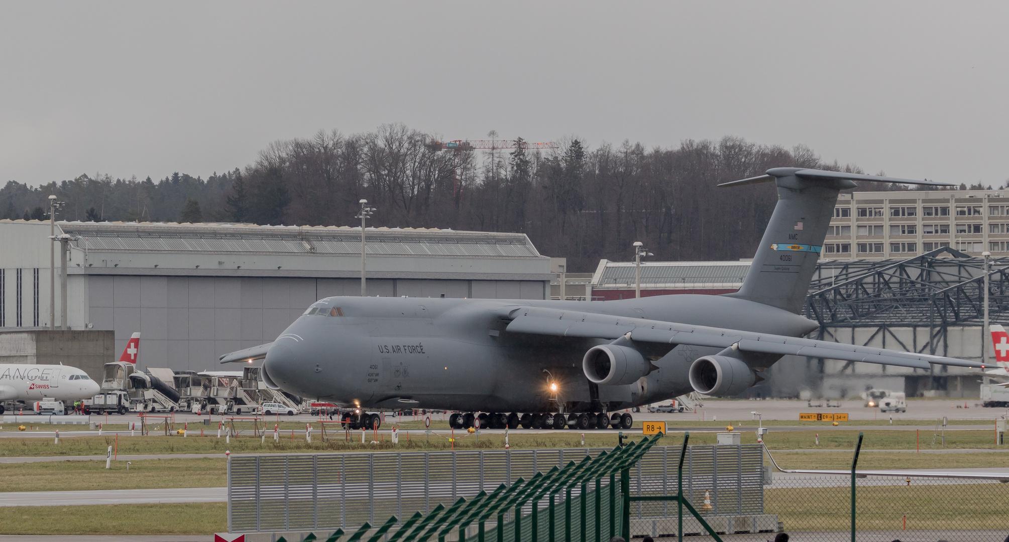 C-M5 U.S. AIR FORCE