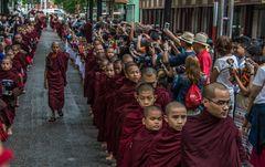 C1109_Myanmar - Amarapura Mahagandayon  monastery
