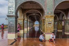 C1112_Myanmar - Mandalay Su Taung Pyae Pagode