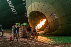 C1135_Myanmar - Bagan Balonfahrt