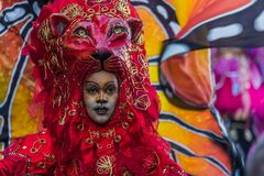 C1186 Samba Karneval Laune der Natur