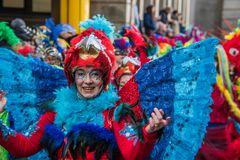 C1196 Samba Karneval - Laune der Natur