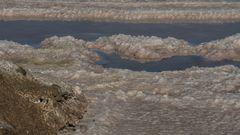 C1296 Namibia - Walvis Bay - Salzgewinnung