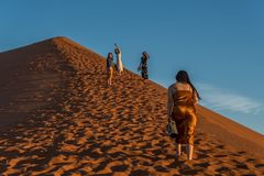 C1334 Namibia -  Sossusvlei - Düne 45