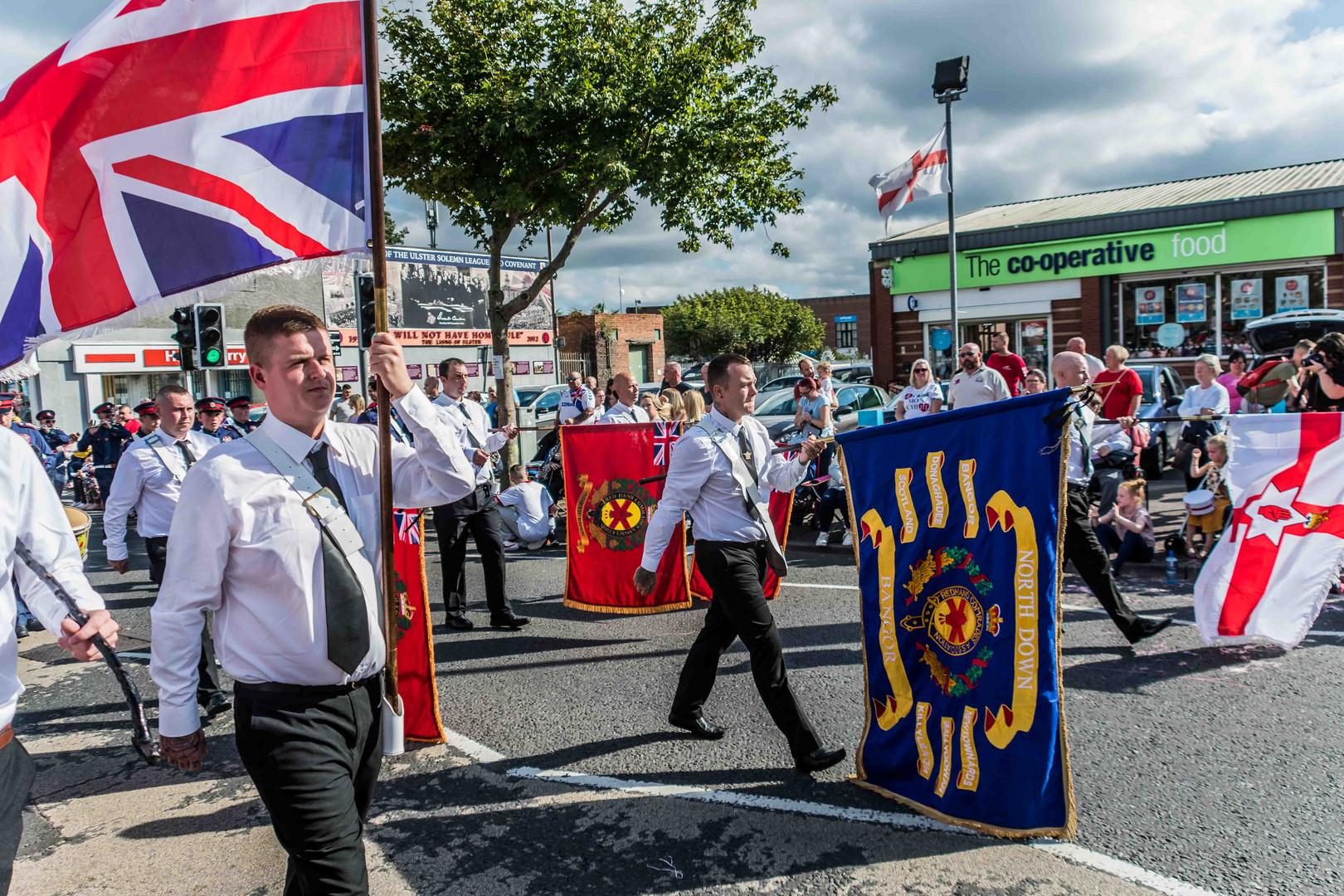 C1442 Belfast 2018 - Northern Ireland