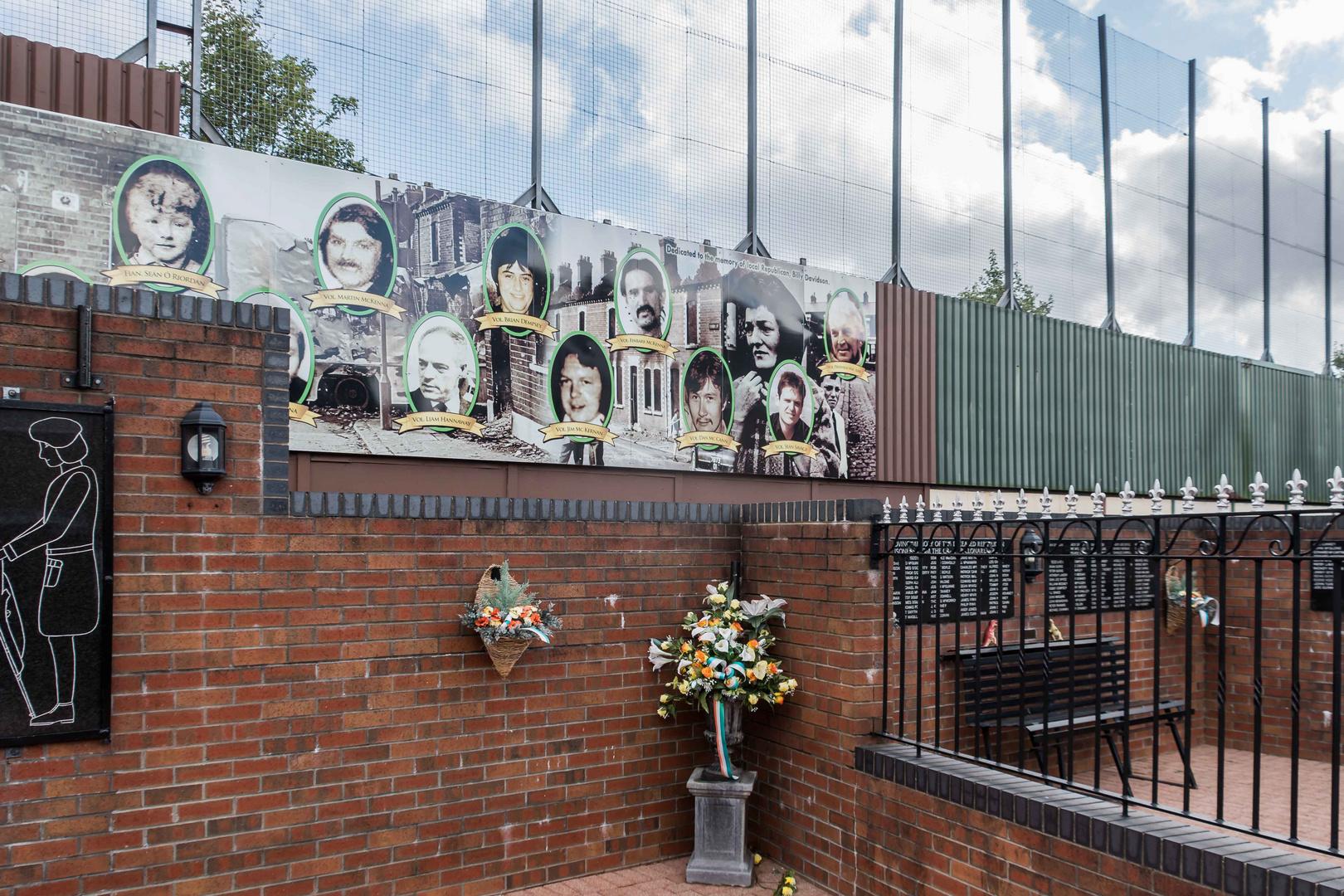 C1448 Belfast 2018 - Northern Ireland