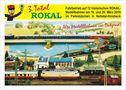 "Postkartentitel ""Total ROKAL"" von Klein_Elektro_Bahn"