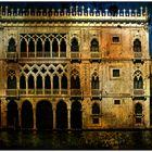 ca' D'Oro canal grande Venezia serie profumo antico