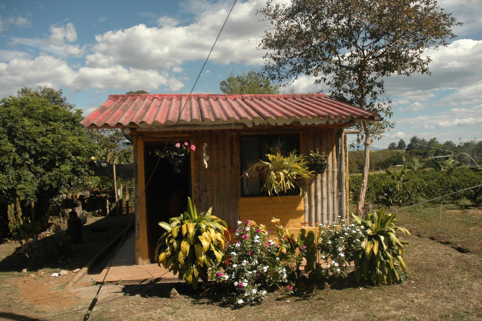 cabaña colombiana