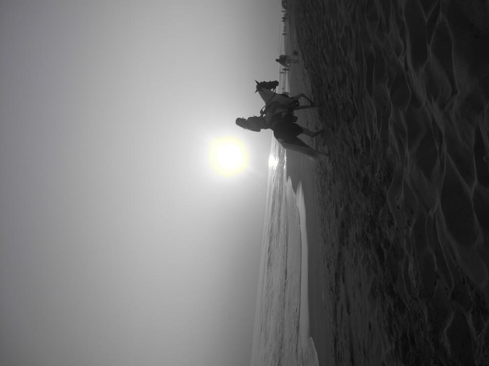 Cabalgando