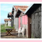 Cabanes d'ostréiculteurs.....( 2)
