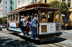 Cable Car in San Francisco 1