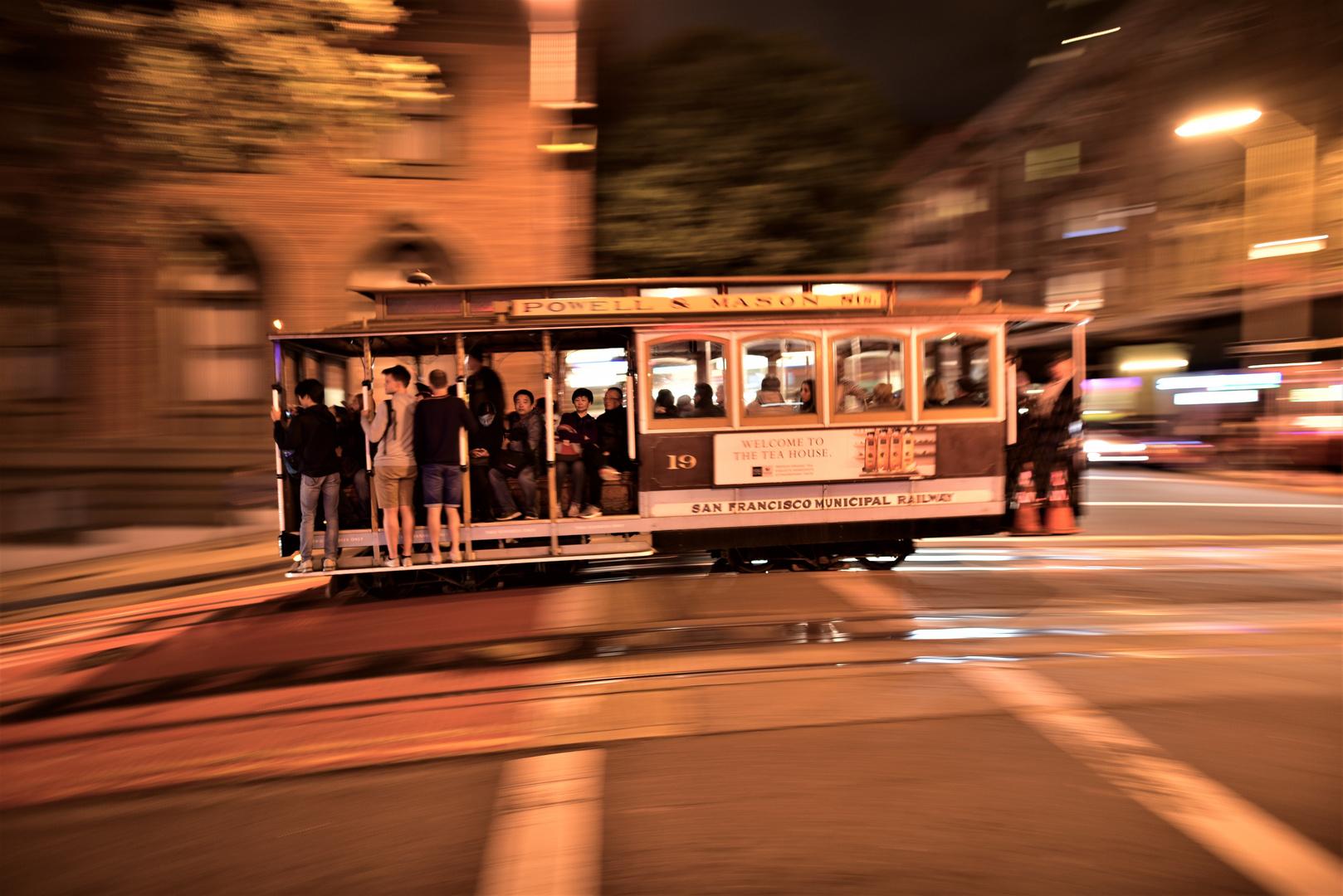 Cable Car San Franzisko