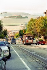 Cable Cars and Alcatraz