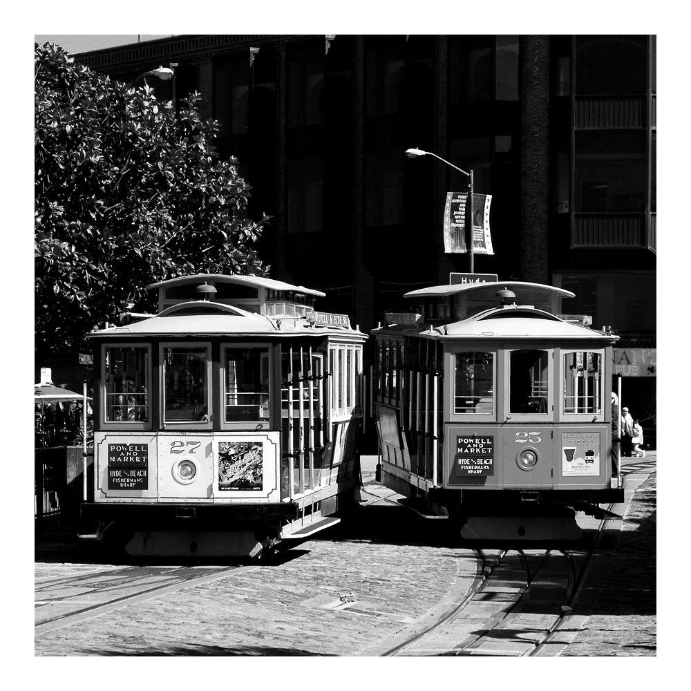CableCars at the Wharf