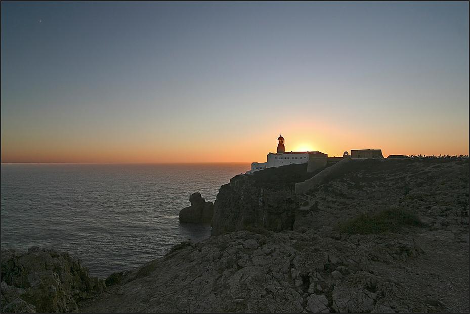 * Cabo de S. Vicente *