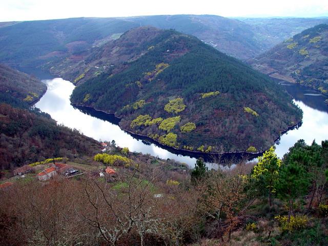 Cabo do Mundo - Río Miño - Chantada -Lugo