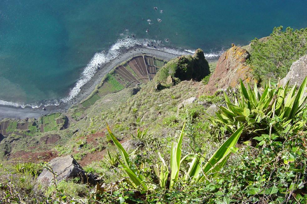 Cabo Girao im Süden Madeiras