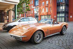 Cabrio Corvette C3 Stingray