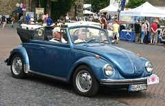 Cabrio-Wetter in Rheinbach