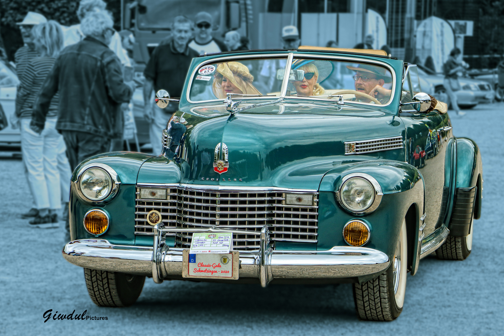 Cadillac 62 Convertible Cabriolet (BJ 1941) - final
