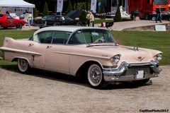 Cadillac 70 Sedan de Ville USA 1957 bei Classic Cars Schwetzingen 2017