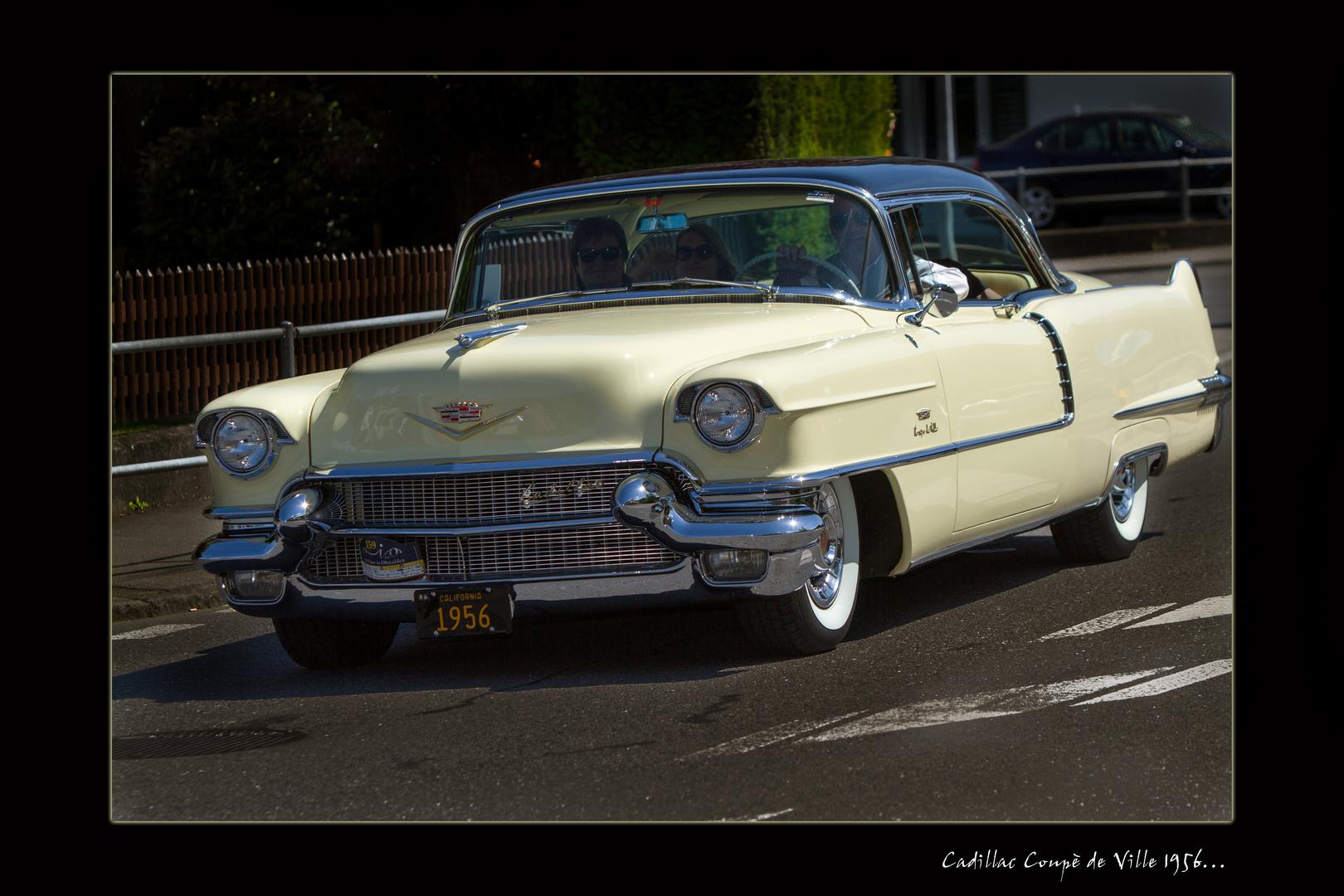 Cadillac Coupè de Ville 1956...