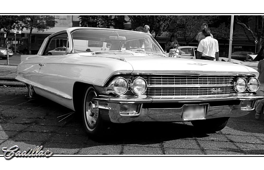 Cadillac Coupe deVille '62