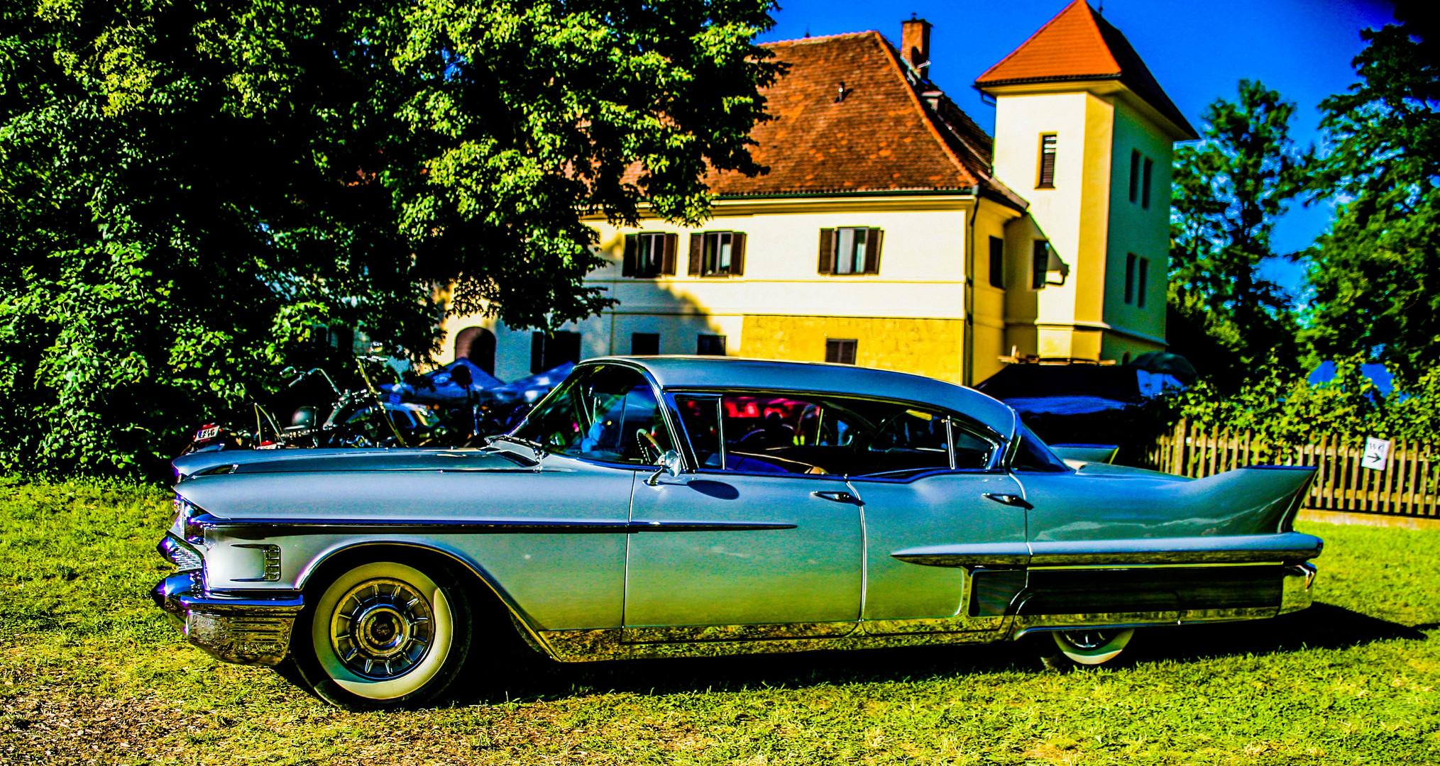 cadillac fleetwood foto & bild | autos & zweiräder, oldtimer