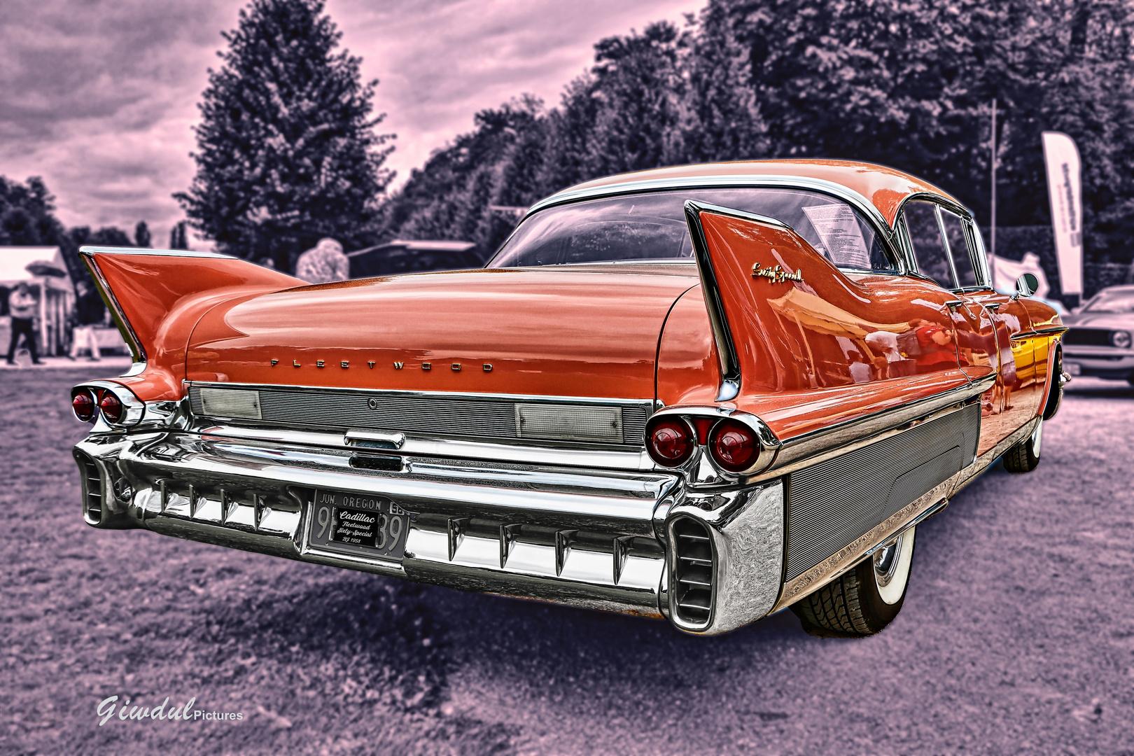 Cadillac Fleetwood Sixty Special (BJ 1958) (2)
