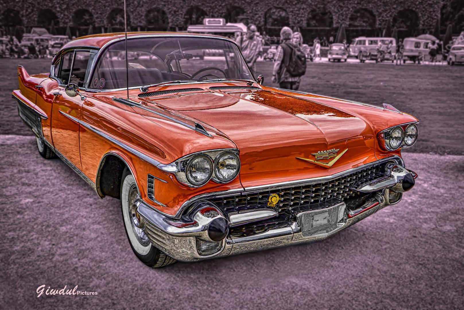 Cadillac Fleetwood Sixty Special (BJ 1958)