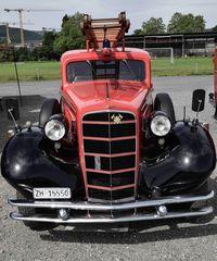 Cadillac Jahrgang 1934